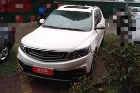 六盤水二手吉利汽車-遠景SUV 2018款 1.4T CVT 4G互聯豪華型