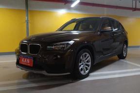 深圳二手寶馬-寶馬X1 2015款 sDrive18i 時尚晉級版