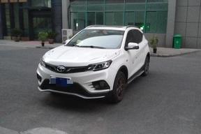 杭州二手東南-東南DX3 2016款 1.5T CVT尊貴型