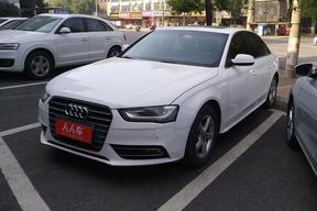 邵陽二手奧迪-奧迪A4L 2013款 30 TFSI 自動舒適型