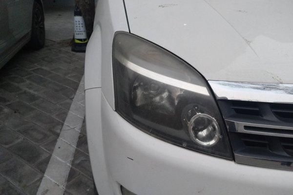 北京二手哈弗h32010款购车版2.4l四驱豪华型gs8传祺分期领先图片