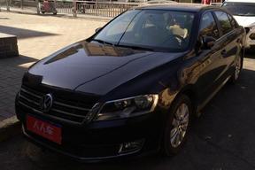 鄭州二手大眾-朗逸 2013款 改款經典 1.6L 自動舒適版