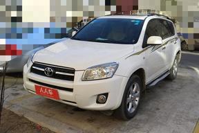 松原二手豐田-RAV4榮放 2009款 2.4L 自動豪華版
