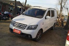 北京二手長安歐尚-歐諾 2017款 1.5L SC5028XXYDV5封閉貨車