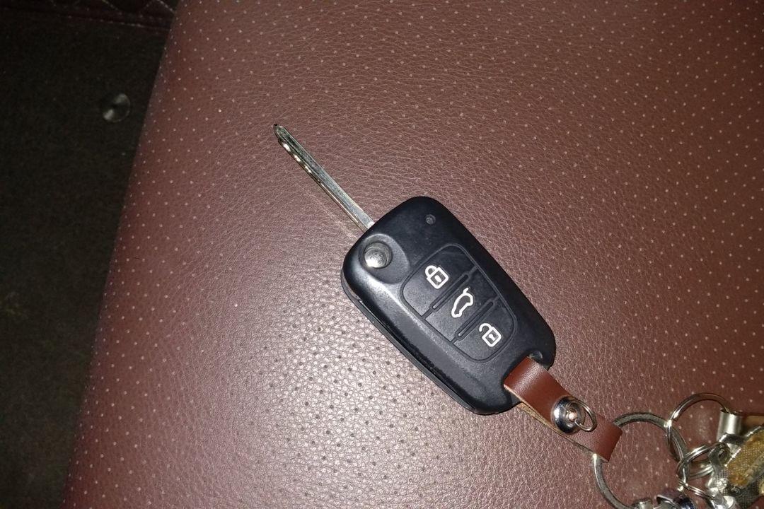 没钥匙的锁