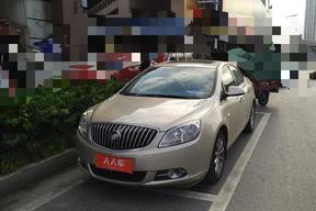 合肥二手別克-英朗 2013款 GT 1.6L 手動進取版