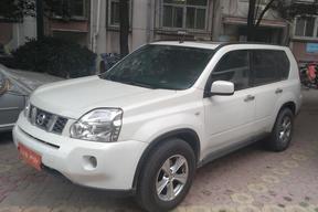 鄭州二手日產-奇駿 2010款 2.5L CVT豪華版 4WD