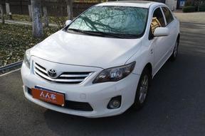 天津二手豐田-卡羅拉 2012款 炫裝版 1.6L 自動GL