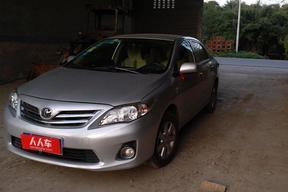眉山二手豐田-卡羅拉 2011款 1.6L 手動GL