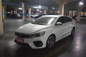 寧波二手吉利汽車-繽瑞 2018款 14T 手動繽致版