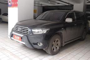 內江二手豐田-漢蘭達 2009款 3.5L 四驅7座精英版