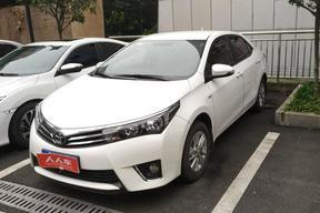 重慶二手豐田-卡羅拉 2014款 1.6L 手動GL