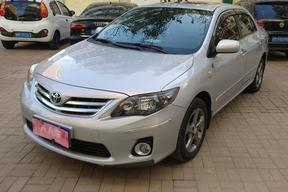 天津二手豐田-卡羅拉 2013款 特裝版 1.8L CVT至酷版GL-i