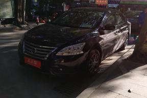 廣州二手日產-軒逸 2014款 1.6XV CVT尊享版