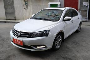 株洲二手吉利汽車-帝豪 2014款 三廂 1.5L CVT精英型