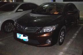 深圳二手豐田-卡羅拉 2011款 1.6L 自動GL