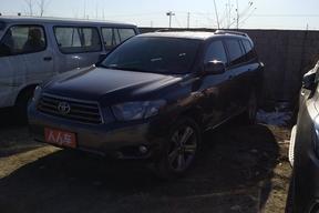 北京二手豐田-漢蘭達 2011款 2.7L 兩驅7座豪華版
