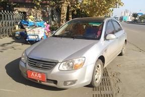 濟寧二手起亞-賽拉圖 2010款 1.6L MT GL