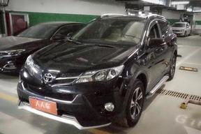 鄭州二手豐田-RAV4榮放 2015款 2.0L CVT兩驅風尚版