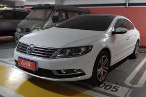 鄭州二手大眾-一汽-大眾CC 2013款 2.0TSI 豪華型