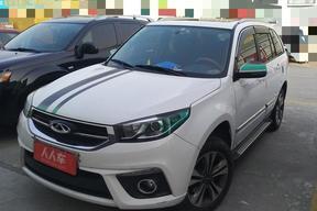 北京二手奇瑞-瑞虎3 2015款 1.6L CVT智尚運動版