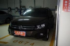 南京二手大眾-Tiguan 2012款 2.0TSI 舒適版
