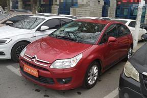 鄭州二手雪鐵龍-世嘉 2008款 兩廂 1.6L 自動時尚型