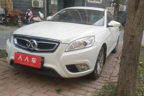 濮陽二手北京汽車-紳寶D50 2014款 1.5L 手動舒適版