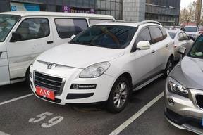 大連二手納智捷-大7 SUV 2011款 2.2T 四驅旗艦型(改裝天然氣)