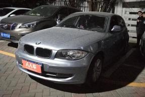 深圳二手寶馬-寶馬1系(進口) 2008款 120i 自動擋