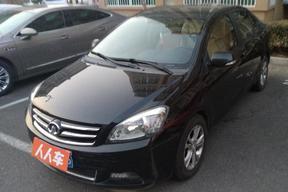 北京二手長城-長城C30 2013款 1.5L 手動豪華型