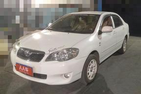 安慶二手豐田-花冠 2011款 1.6L 自動經典版