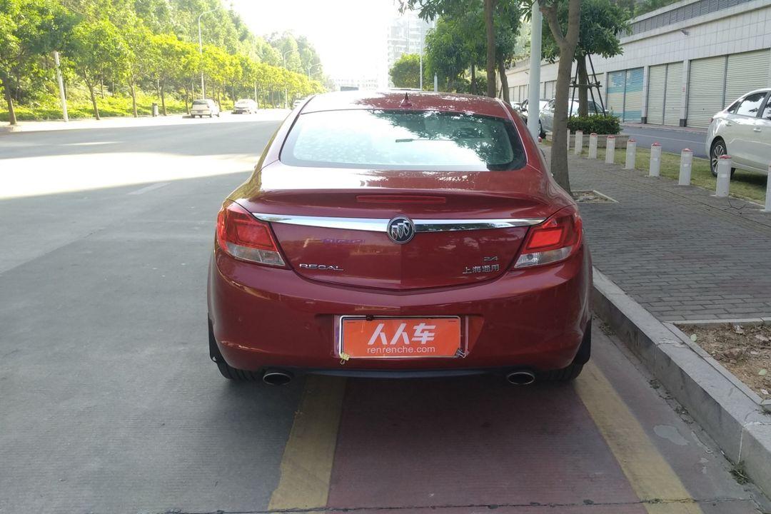 北京二手车征服北京二手君威北京二手别克君威-别克2009款2.世界征服者41980出售图片