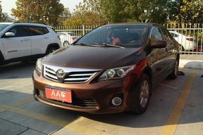 南京二手豐田-卡羅拉 2013款 特裝版 1.6L 自動至酷型GL