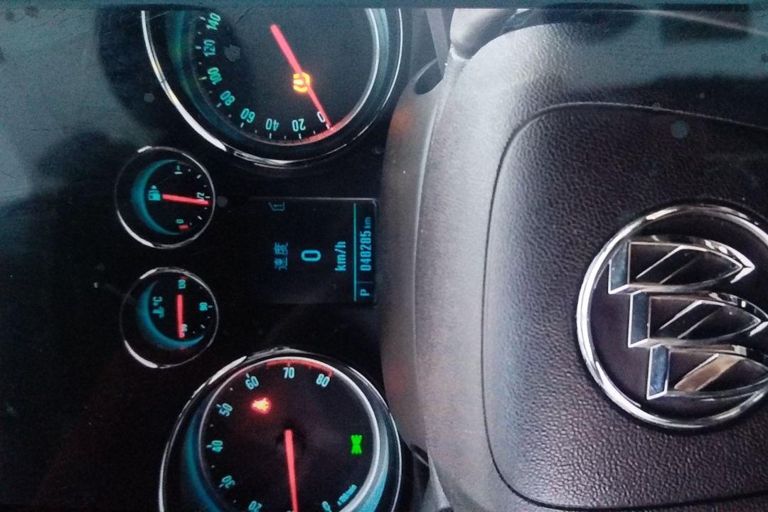 北京二手车出售北京二手别克北京二手别克君威-君威2015款2.月薪3000买个比亚迪元图片