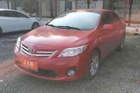 南京二手豐田-卡羅拉 2011款 1.6L 自動GL