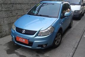 嘉興二手鈴木-天語 SX4 2008款 兩廂 1.6L 自動運動休旅型