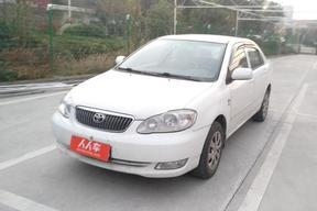 寧波二手豐田-花冠 2007款 1.6L 手動G