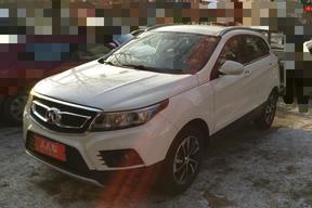哈爾濱二手北京汽車-紳寶X55 2016款 1.5T CVT精英版