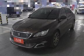 西安二手標致-標致408 2014款 1.8L 自動豪華版