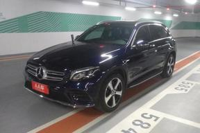 廣州二手奔馳-奔馳GLC 2018款 GLC 260 4MATIC 豪華型