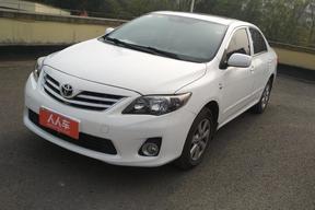 重慶二手豐田-卡羅拉 2013款 特裝版 1.6L 自動炫酷型GL