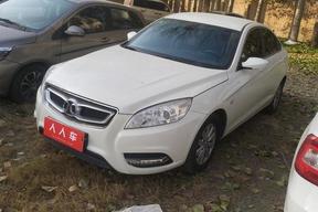 濮陽二手北京汽車-紳寶D50 2014款 1.5L CVT標準版