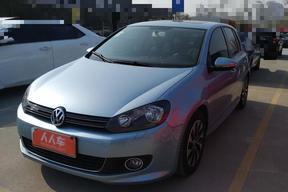 鄭州二手大眾-高爾夫 2012款 1.4TSI 自動豪華型