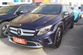 鄭州二手奔馳-奔馳GLA 2015款 GLA 220 4MATIC 時尚型