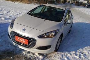 哈爾濱二手標致-標致308 2013款 1.6L 自動優尚型
