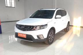 衢州二手吉利汽車-遠景SUV 2016款 1.3T CVT豪華型