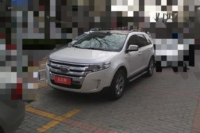 滄州二手福特-銳界(進口) 2012款 2.0T 精銳天窗版