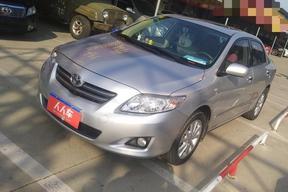 日照二手豐田-卡羅拉 2007款 1.8L 自動GLX-i