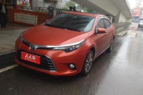 瀘州二手豐田-雷凌 2014款 1.8GS CVT精英版
